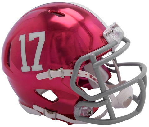 Alabama Crimson Tide Riddell Chrome Alternative 2018 NCAA Helmet - Fan Shop TODAY