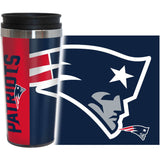 NFL Team 16 oz. Hype Travel Tumblers - Fan Shop TODAY