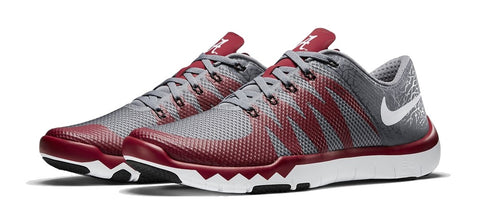 Alabama Crimson Tide Nike Free Trainer 5.0 V6 AMP Shoes - Fan Shop TODAY