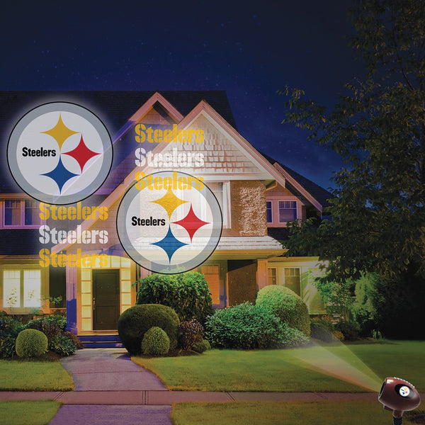Pittsburgh Steelers NFL Team Pride Laser Light - Fan Shop TODAY