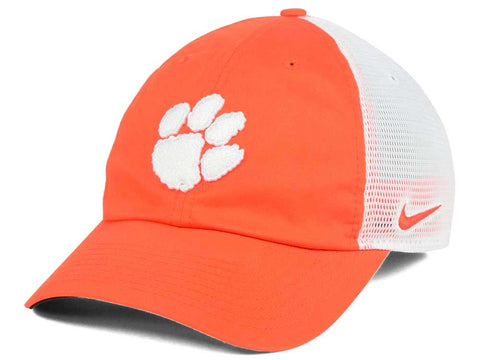 Clemson Tigers Nike H86 Trucker Adjustable Hat - Fan Shop TODAY