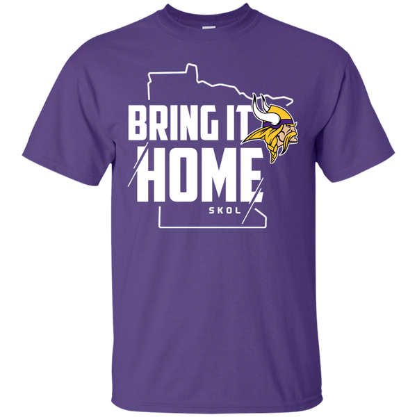 Minnesota Vikings 'Bring It Home' T-Shirt - Fan Shop TODAY