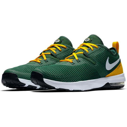 Green Bay Packers Nike Air Max Typha 2 Shoes - Fan Shop TODAY
