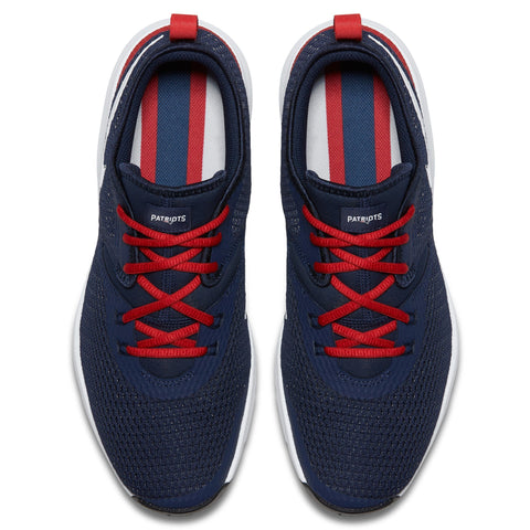 wholesale dealer 2ff38 9373c New England Patriots Nike Air Max Typha 2 Shoes