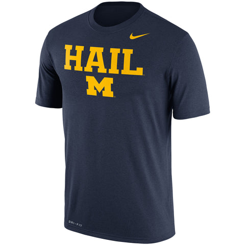 Michigan Wolverines Nike Local Legend Authentic Dri-FIT T-Shirt - Fan Shop TODAY
