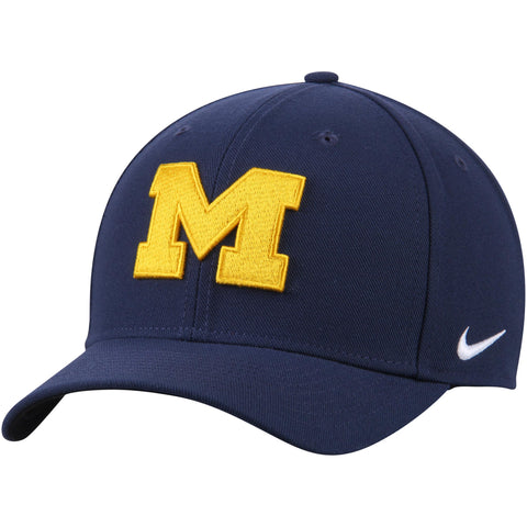 Michigan Wolverines Nike Wool Classic Performance Adjustable Hat - Fan Shop TODAY