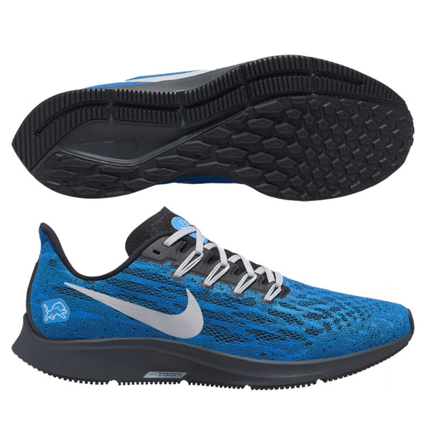 Detroit Lions Nike Air Zoom Pegasus 36 Running Shoes - Fan Shop TODAY