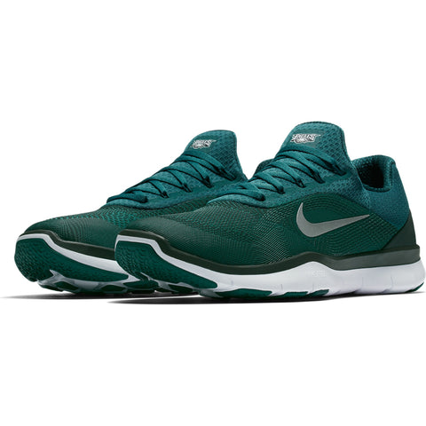 6337321f6205 Philadelphia Eagles Nike NFL Free Trainer V7 Week Zero Shoes - Fan Shop  TODAY ...