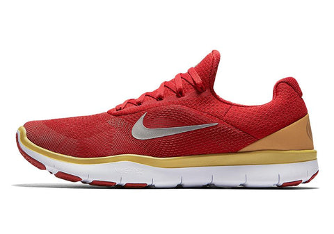 San Francisco 49ers Nike NFL Free Trainer V7 Week Zero Shoes - Fan Shop TODAY