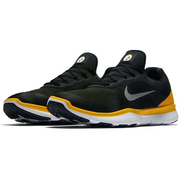 Steelers NFL NIKE Free Trainer V7 Week Zero Shoes - Fan Shop TODAY