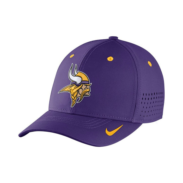 Minnesota Vikings Nike Legacy Vapor Swoosh Flex Hat - Fan Shop TODAY