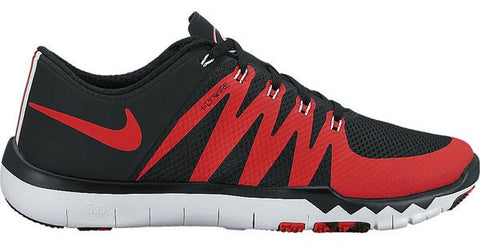 huge selection of 897d1 4597c Georgia Bulldogs Nike Free Trainer 5.0 V6 AMP Shoes