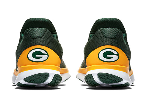 online retailer 9b78a 6a9cd Green Bay Packers Nike NFL Free Trainer V7 Week Zero Shoes