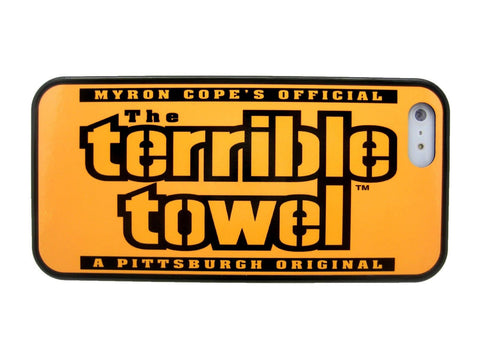 Steelers NFL Terrible Towel Phone Case Cover - iPhone & Samsung - Fan Shop TODAY