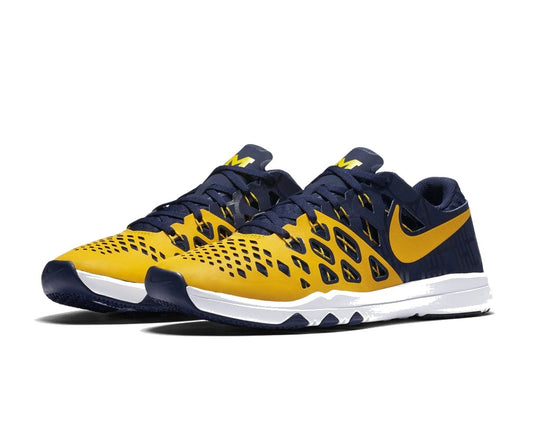 Michigan Wolverines NCAA Nike Train Speed 4 Shoes - Fan Shop TODAY