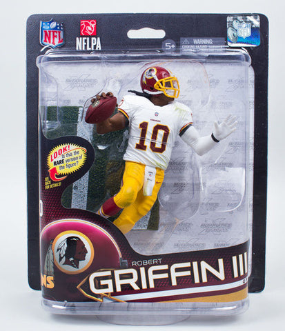 Redskins NFL Robert Griffin III Series 32 Action Figure - Fan Shop TODAY