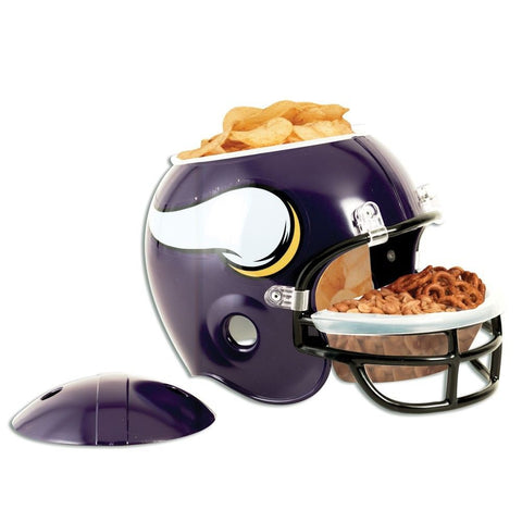 Vikings NFL Snack Helmet - Fan Shop TODAY
