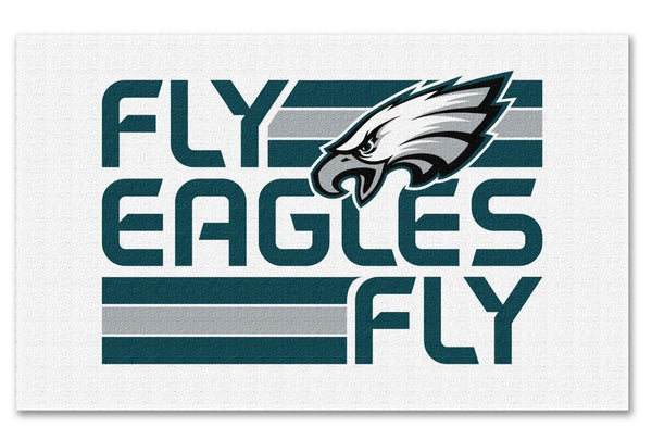 "Philadelphia Eagles NFL ""Fly Eagles Fly"" Rally Towel - Fan Shop TODAY"
