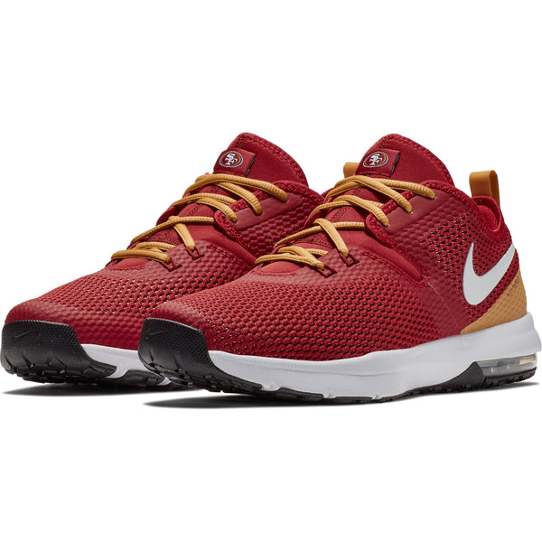 San Francisco 49ers Nike Air Max Typha 2 Shoes - Fan Shop TODAY
