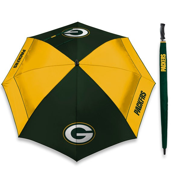 Green Bay Packers WindSheer Umbrella - Fan Shop TODAY
