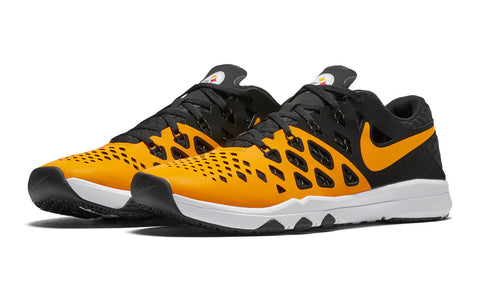 newest 4a8ea 07224 Pittsburgh Steelers Nike Train Speed 4 Shoes - Fan Shop TODAY