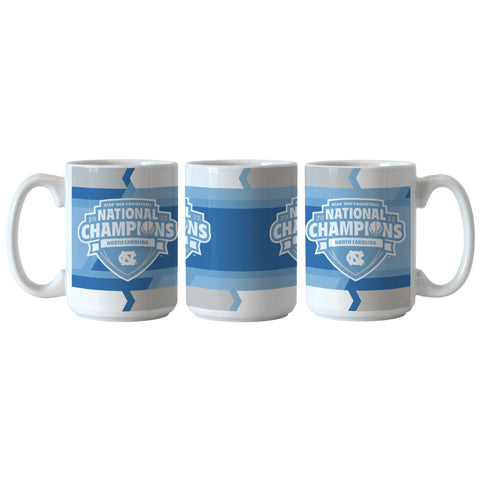 UNC Tar Heels 2017 NCAA Men's Basketball National Champions 15oz. Sublimated Mug - Fan Shop TODAY