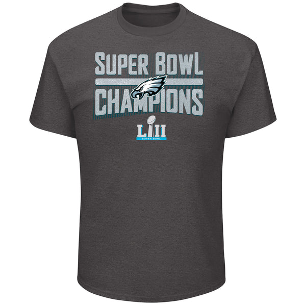 Philadelphia Eagles Super Bowl LII Champions Sudden Impact T-Shirt - Fan Shop TODAY
