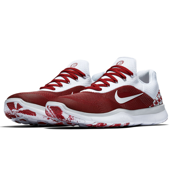 Alabama Crimson Tide Nike Free Trainer V7 Week Zero Shoes - Fan Shop TODAY