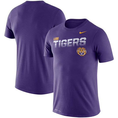 LSU Tigers Nike Sideline Legend Performance T-Shirt - Fan Shop TODAY