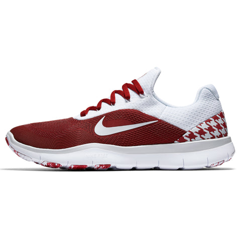 1ecba0828ae1 Alabama Crimson Tide Nike Free Trainer V7 Week Zero Shoes