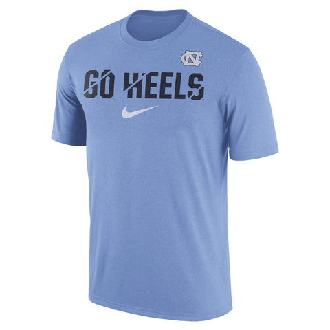 North Carolina Tar Heels Nike NCAA Men's Legend Ignite Verbiage T-Shirt - Fan Shop TODAY