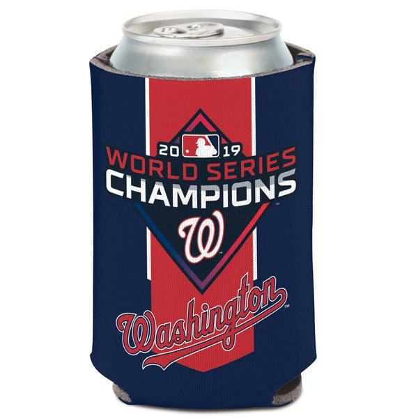 Washington Nationals World Series Champions Can Cooler - Fan Shop TODAY