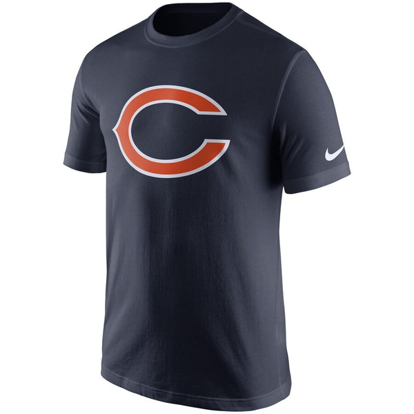 Chicago Bears Nike Logo Essential T-Shirt - Fan Shop TODAY