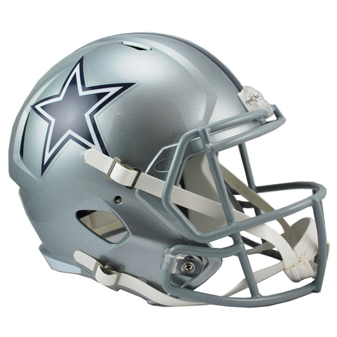 Cowboys NFL Deluxe Replica Speed Helmet - Riddell - Fan Shop TODAY