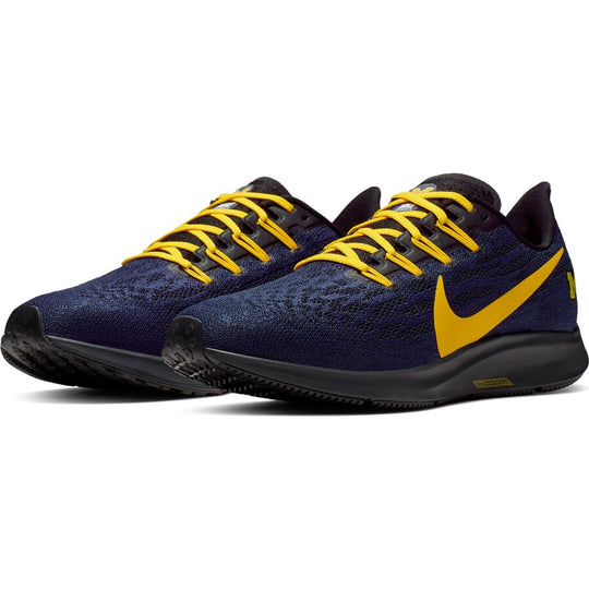 Michigan Wolverines Nike Air Zoom Pegasus 36 - Fan Shop TODAY
