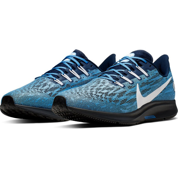 North Carolina Tar Heels Nike Air Zoom Pegasus 36 - Fan Shop TODAY