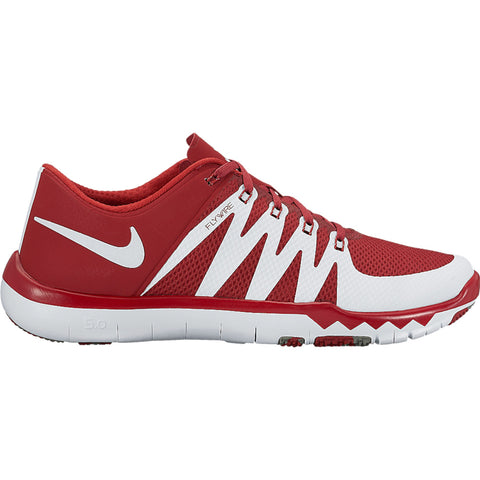 18a401f1524d Alabama Crimson Tide Nike Free Trainer 5.0 V6 AMP Shoes
