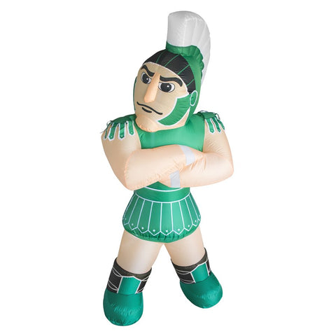 Michigan State Spartans Inflatable Mascot 7' - Fan Shop TODAY