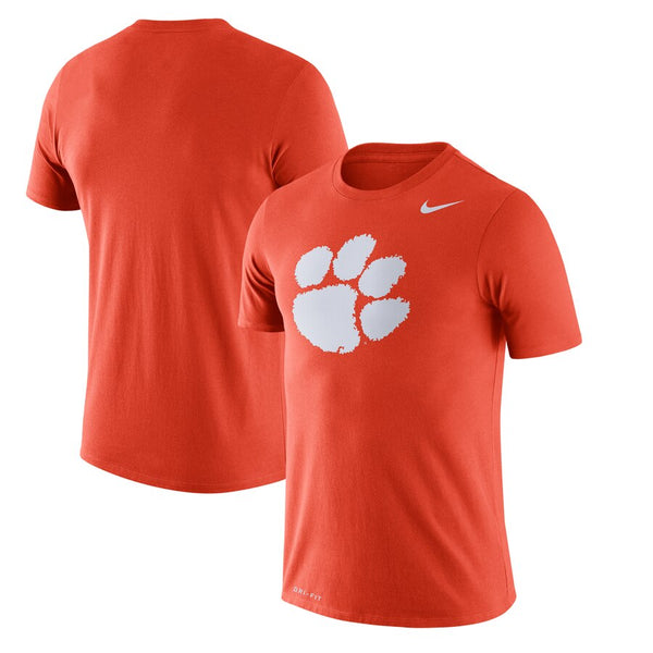 Clemson Tigers Nike Legend Logo Dri-FIT Performance T-Shirt - Fan Shop TODAY