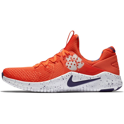 Clemson Tigers Nike Free TR V8 Shoes - Fan Shop TODAY