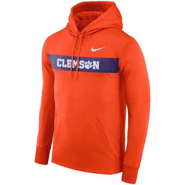 Clemson Tigers Nike Sideline Therma Performance Hoodie - Fan Shop TODAY