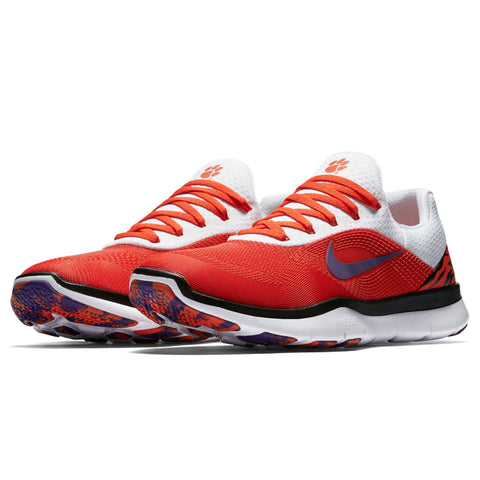 Clemson Tigers Nike Free Trainer V7 Week Zero Shoes - Fan Shop TODAY