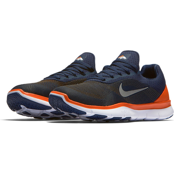 Denver Broncos Nike NFL Free Trainer V7 Week Zero Shoes - Fan Shop TODAY