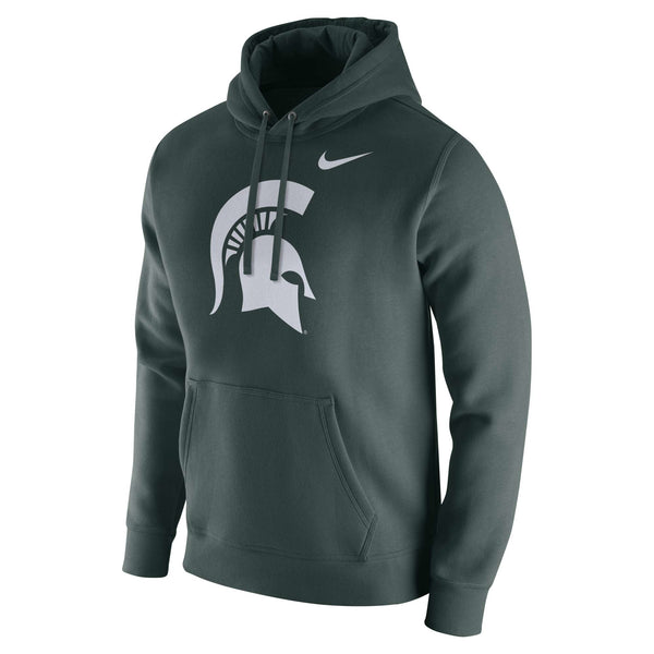 Michigan State Spartans Nike College Sideline Pullover Hoodie - Fan Shop TODAY