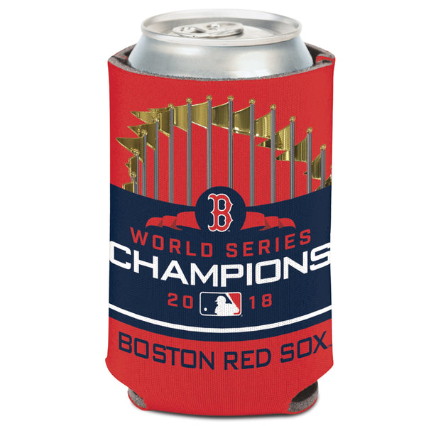 Boston Red Sox 2018 World Series Champions Can Cooler - Fan Shop TODAY