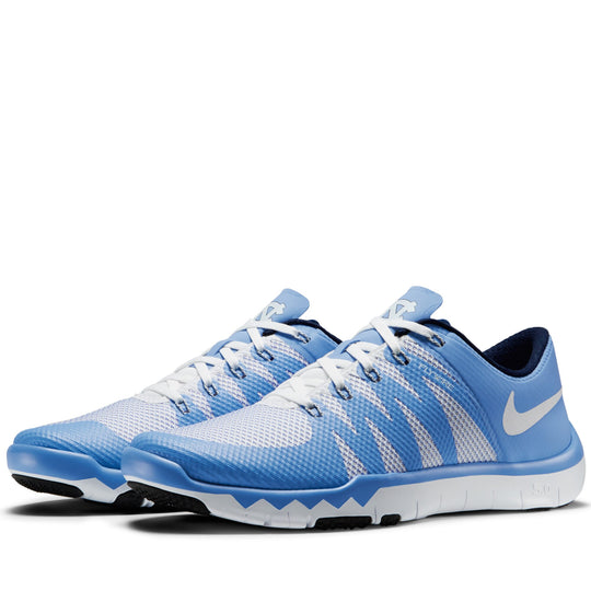 North Carolina Tar Heels Nike Free 5.0 Trainer V6 AMP Shoes - Fan Shop TODAY
