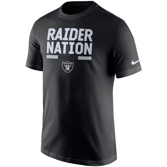 Oakland Raiders Nike Men's Local Verbiage T-Shirt - Fan Shop TODAY