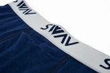 luxury mens underwear with pocket navy tech boxer brief keeps cool swav soft waistband