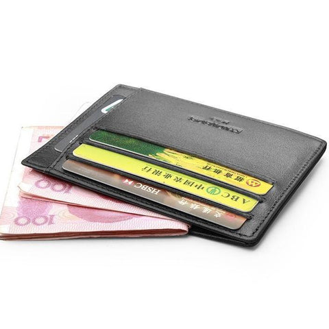 Slim Wallet and Card Holder