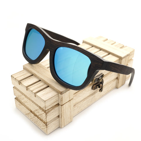G038 Unisex Handmade Nature Wooden Sunglasses Spectacle Frame Polarized